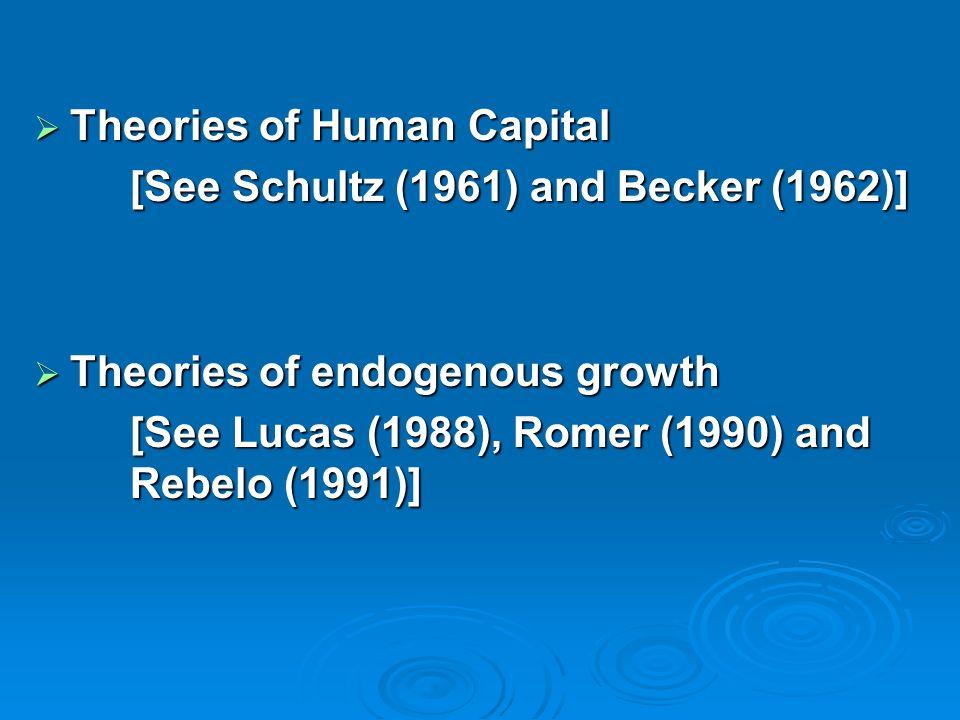I. Introduction Trade liberalization Trade liberalization Trade Liberalization and Economic growth Trade Liberalization and Economic growth Human capi