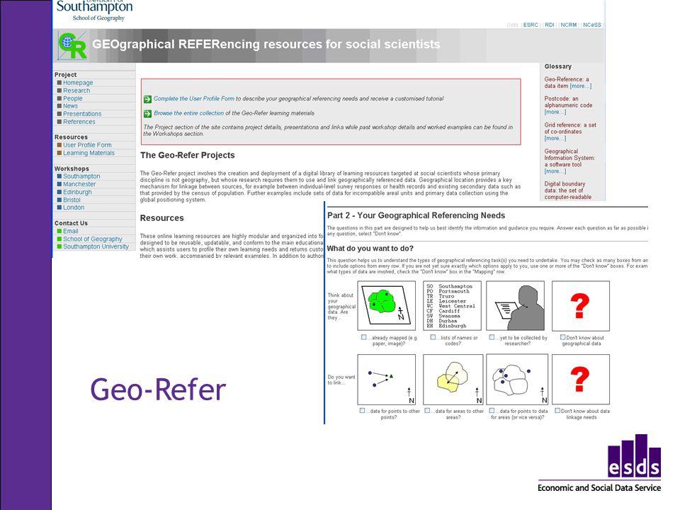 Geo-Refer
