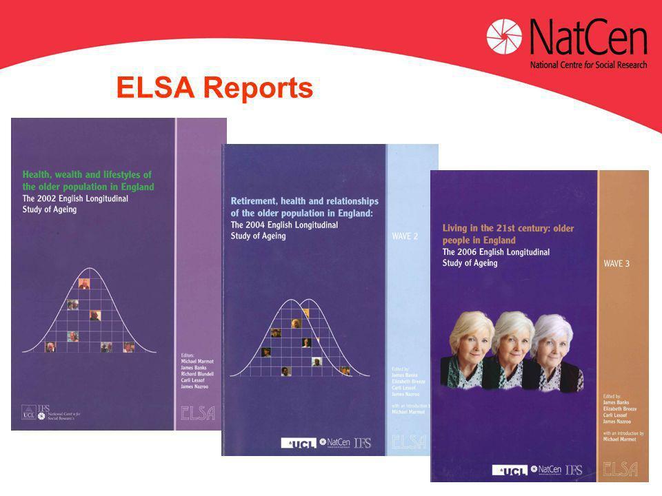 ELSA Reports