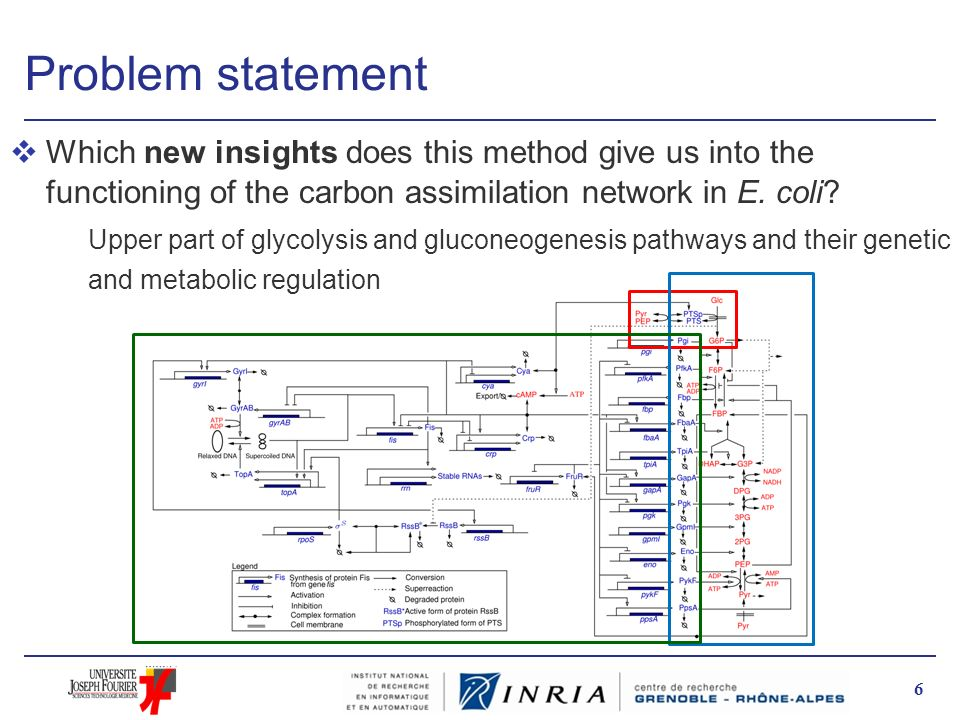 Outline of approach vBy which method can we analyze metabolic coupling in gene regulatory networks in a principled way.