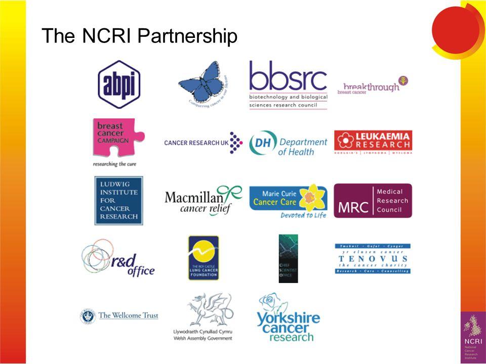 The NCRI Partnership
