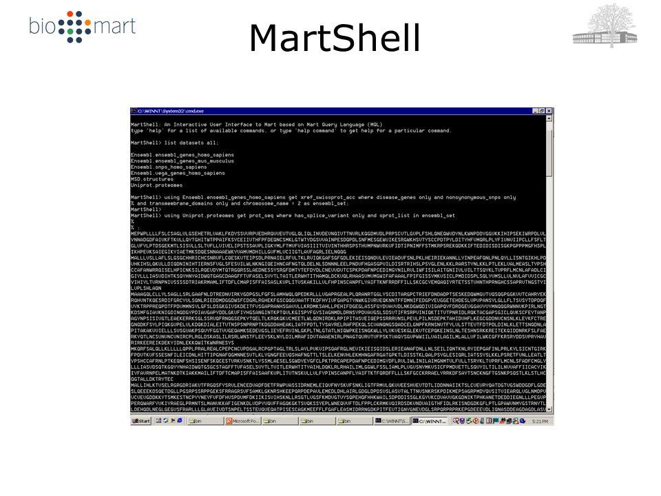MartShell
