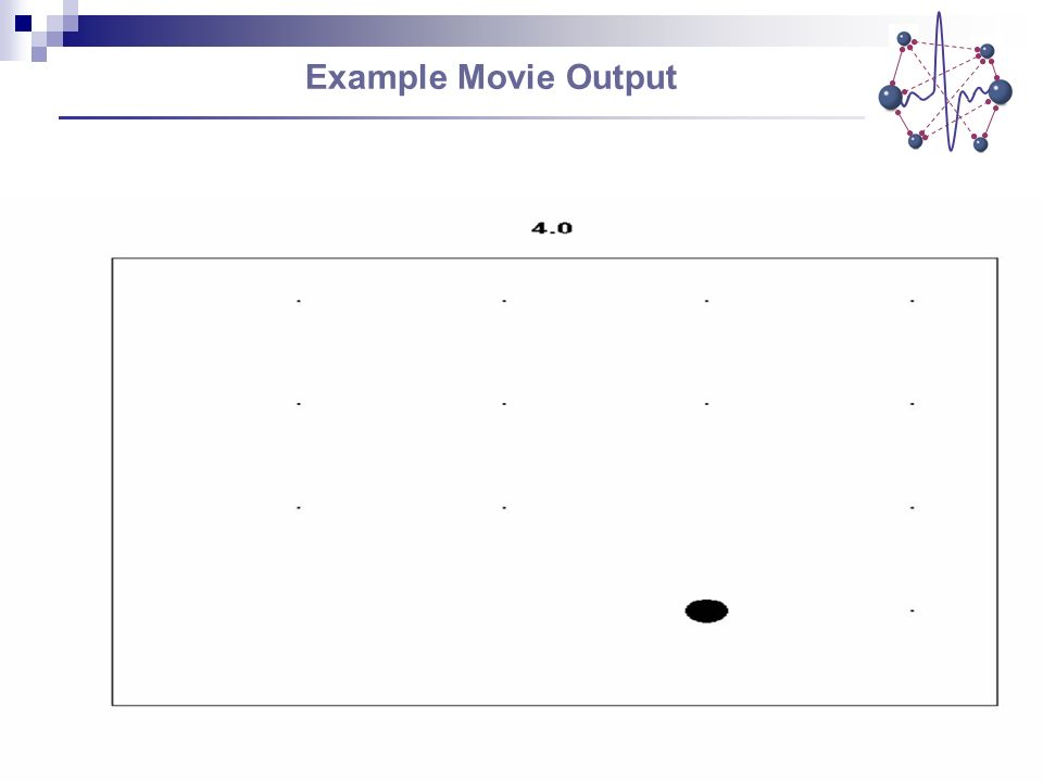 Example Movie Output