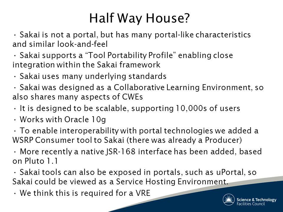 Half Way House.