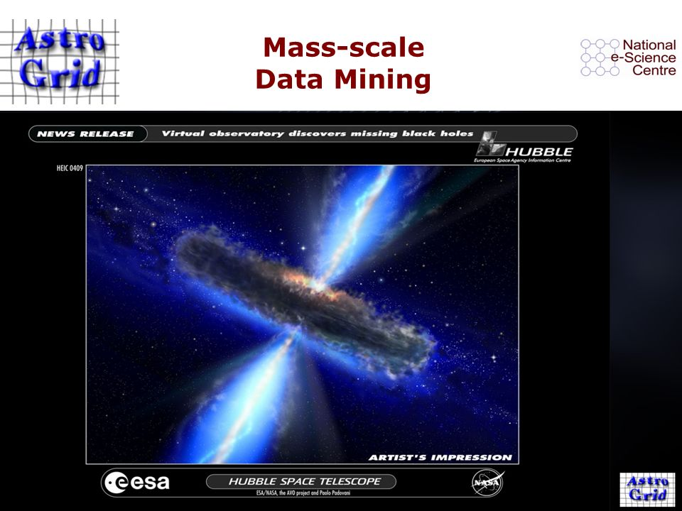 Mass-scale Data Mining