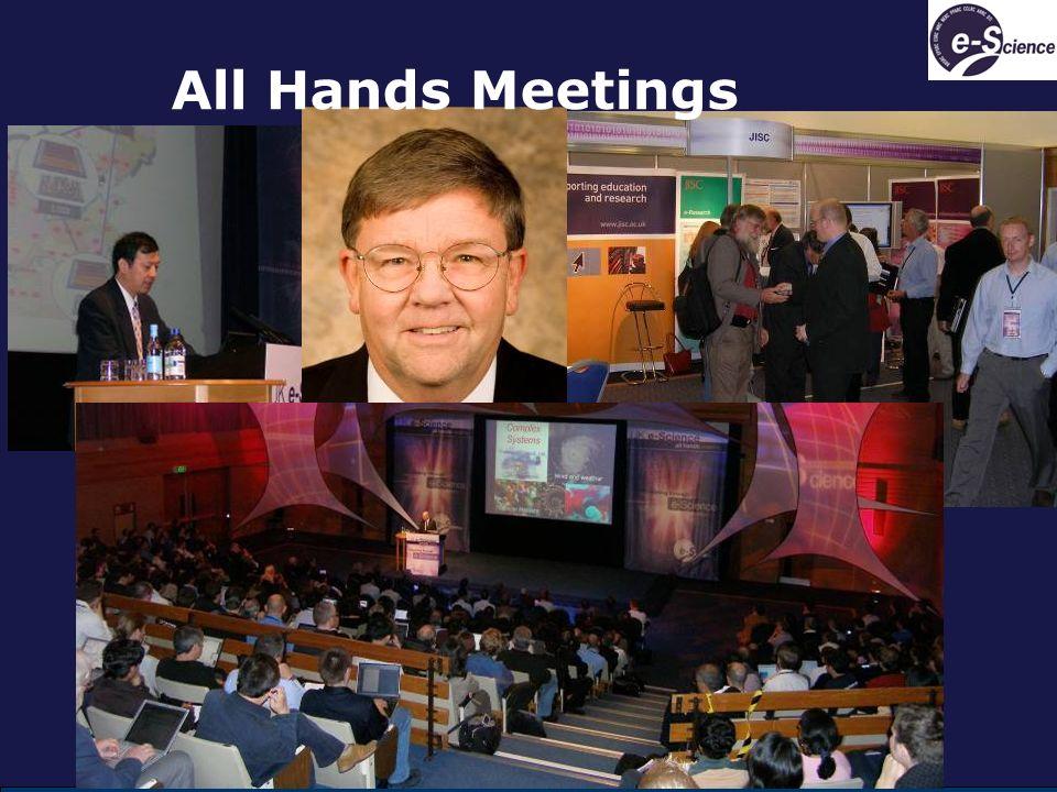 All Hands Meetings