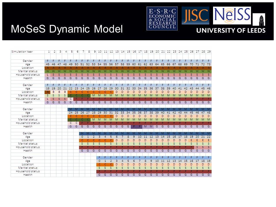 MoSeS Dynamic Model