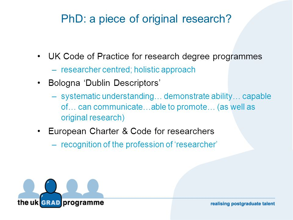 PhD: more than a preparation for a research career...