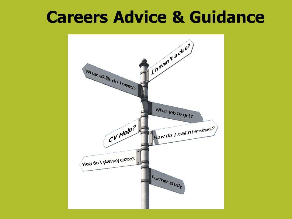 Careers Advice & Guidance