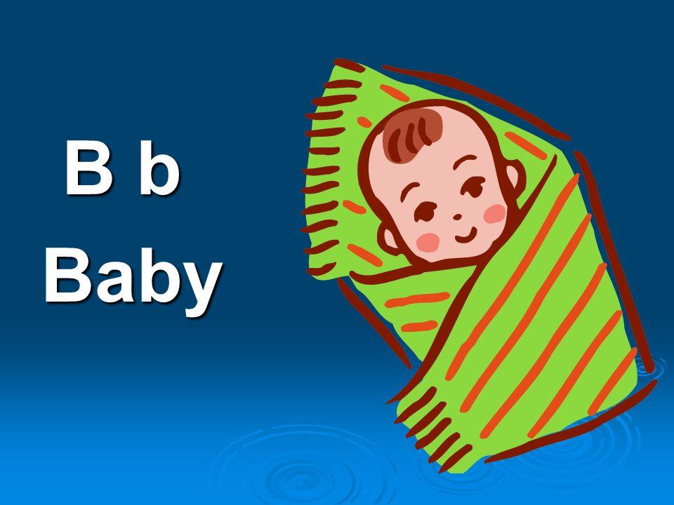 B b B bBaby