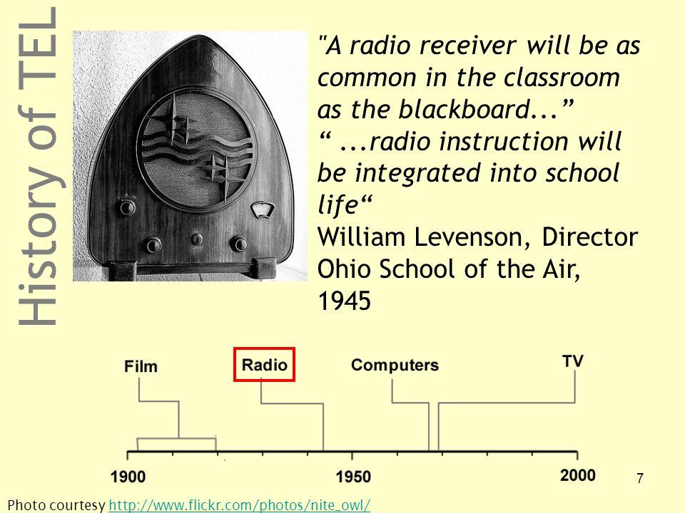 7 History of TEL