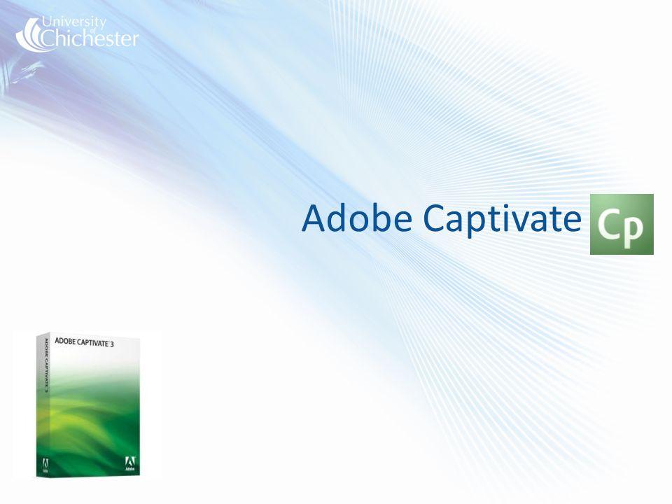 Adobe Captivate