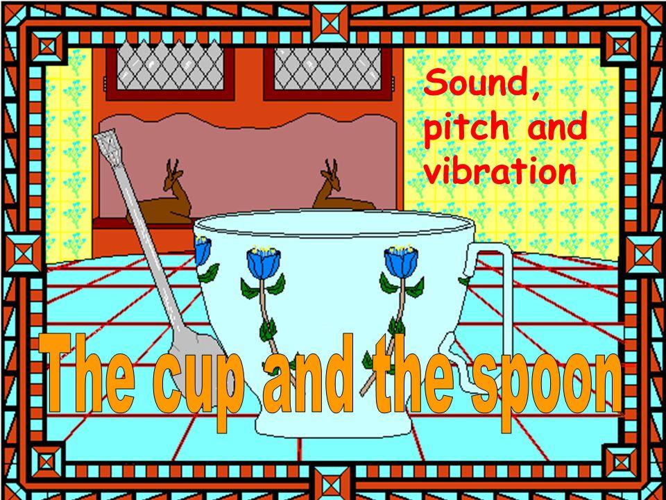 Sound, pitch and vibration