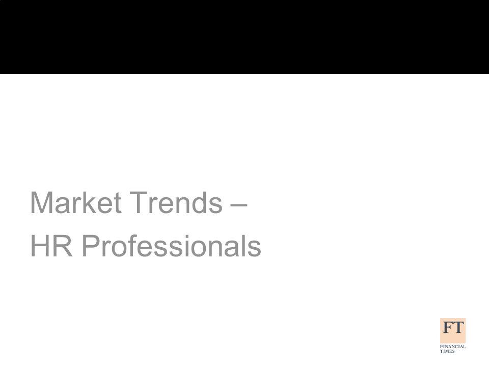 Market Trends – HR Professionals