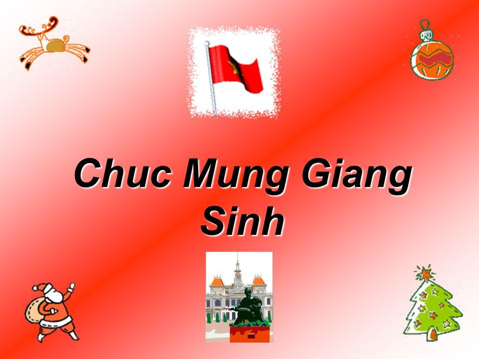 Chuc Mung Giang Sinh