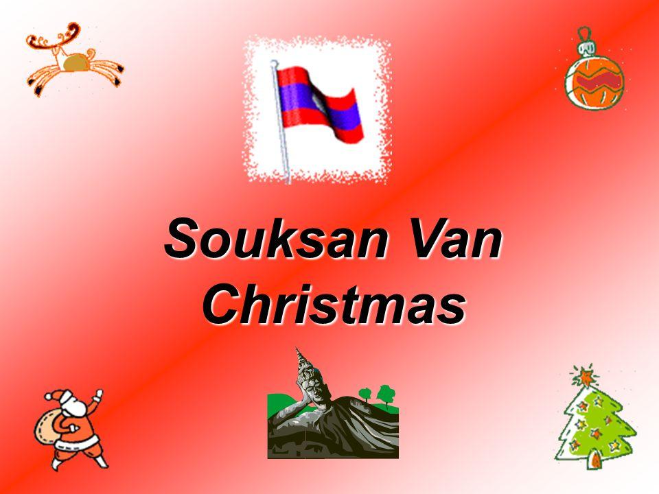 Souksan Van Christmas
