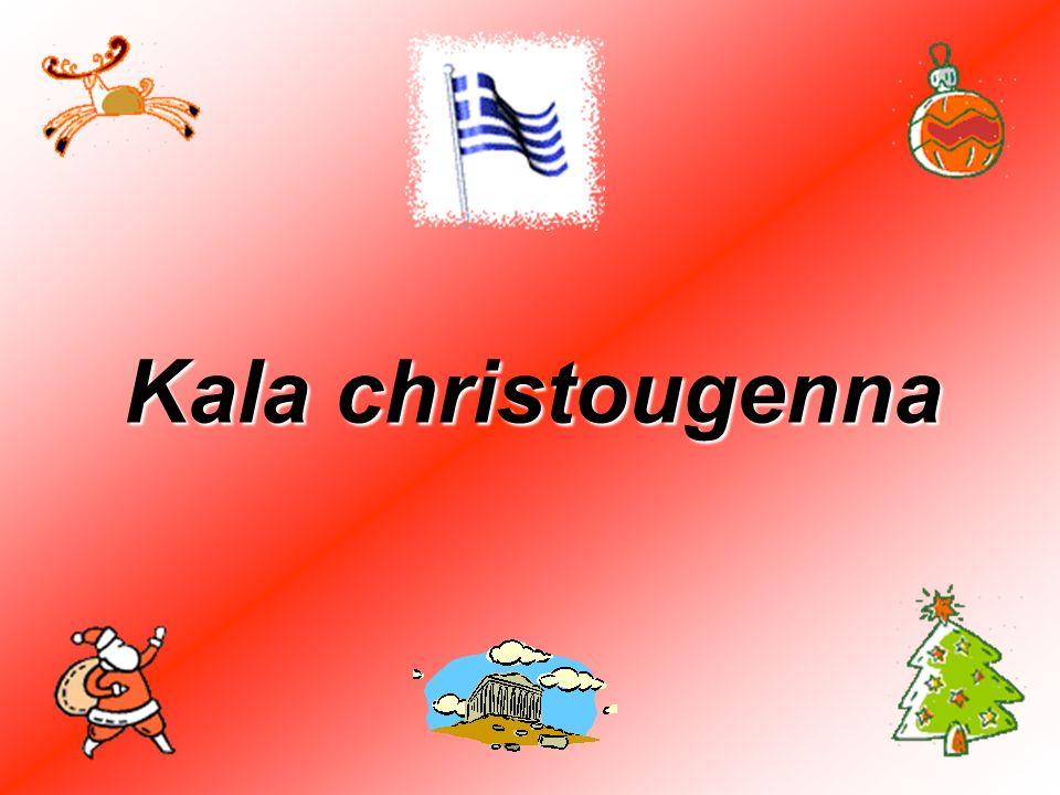 Kala christougenna