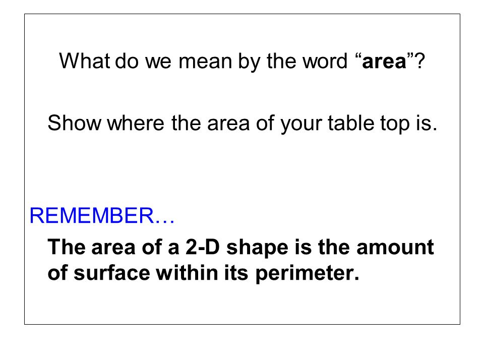 In which rectangles do you think the area has been underestimated.