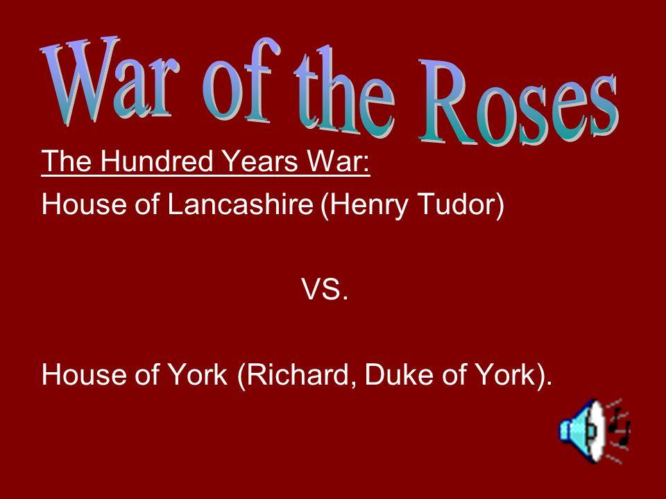 The Battle of Bosworth Field 1485 Richard III Henry VII