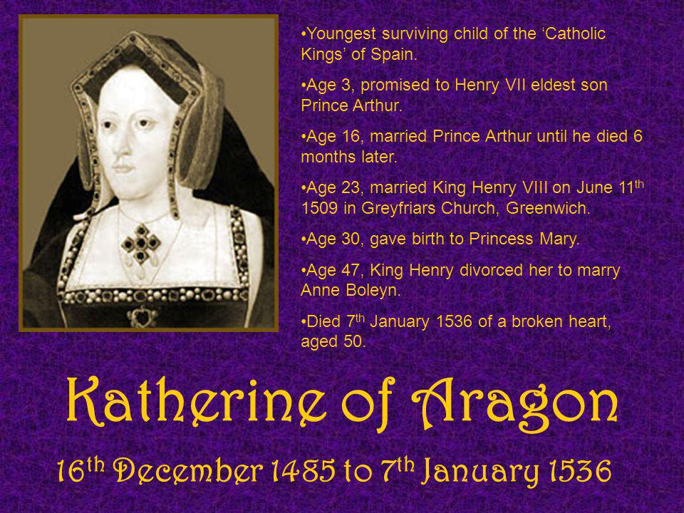 Anne Boleyn 1501/02 to 19 th May 1536 We dont know her date of birth, it is guessed to be 1501/02.