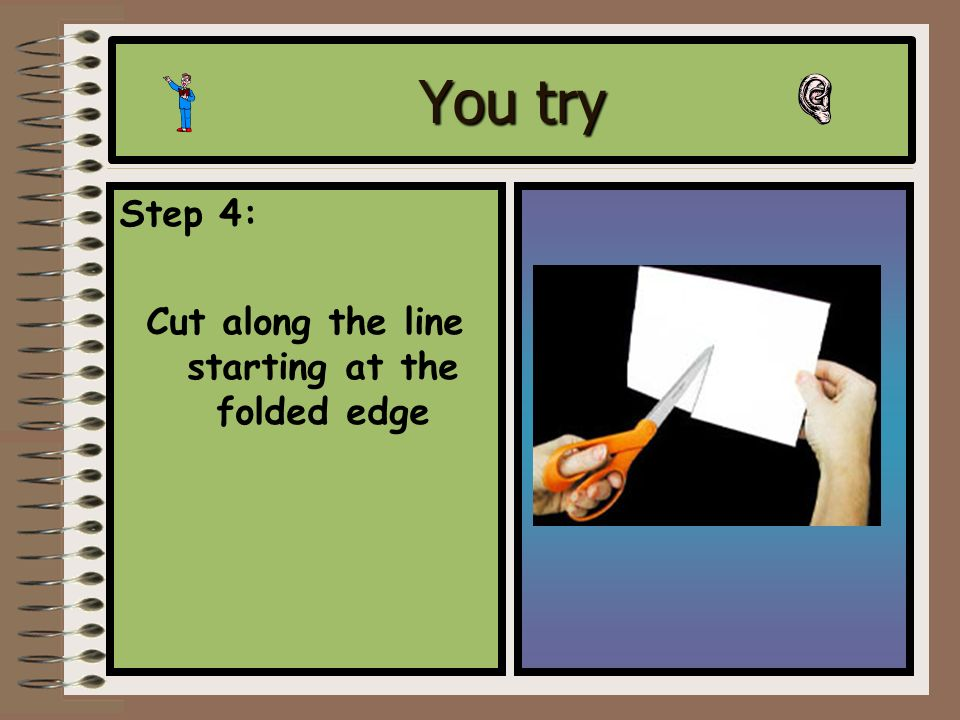You try Step 14:...and press firmly.