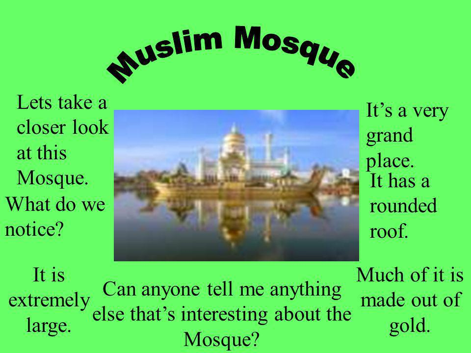 Islam is the religion with the second largest following in the world. There are over 1 billion Muslims worldwide with around 2 million or more in the