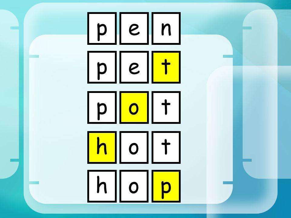 penpetpothothop