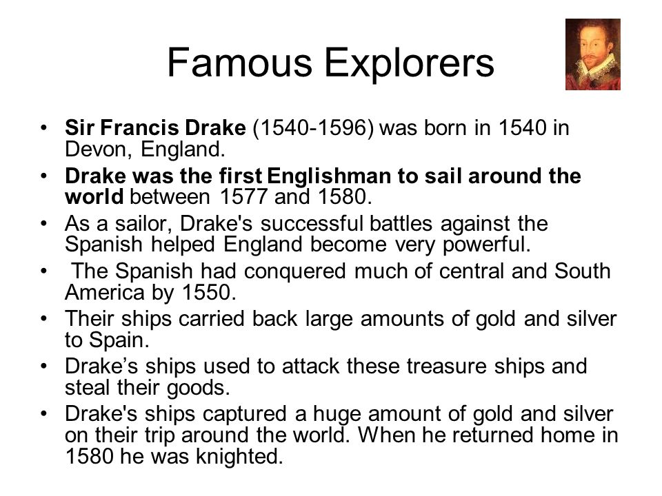 History LO: To learn about the Spanish Armada