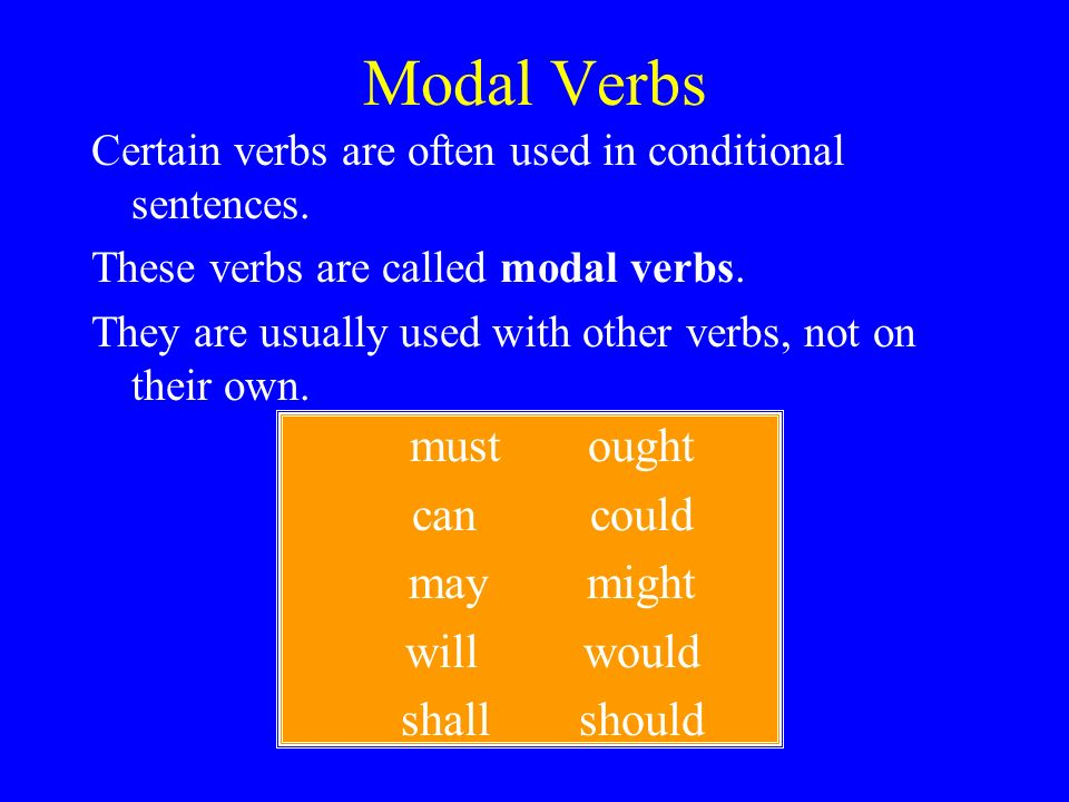 Conditional sentences can also refer to imaginary situations - what might have been. I would help you if I could (but I cant). What would you do if yo