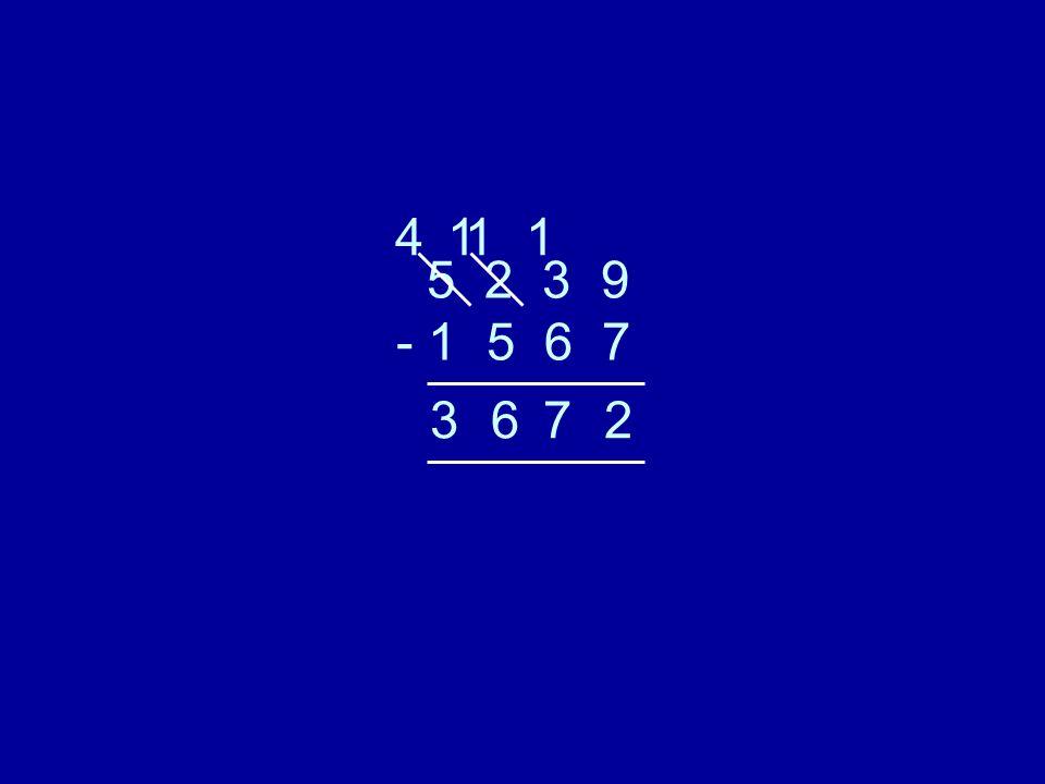 5 2 3 9 - 1 5 6 7 2 11 7 41 63