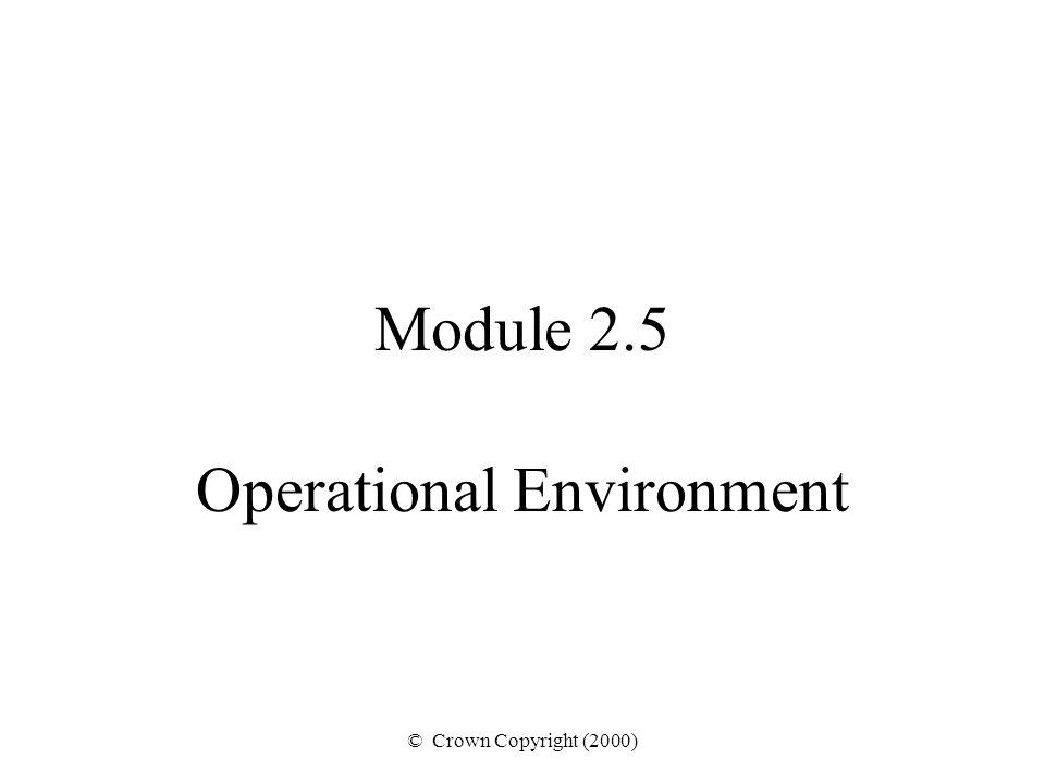 You Are Here M2.1 Requirements M2.2 Development Representations M2.3 Functional Testing M2.4 Development Environment M2.5 Operational Environment M2.6 Vulnerability Analysis M2.7 Penetration Testing M2.8 Assurance Maintenance/Composition MODULE 2 - ASSURANCE