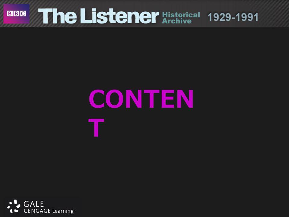 CONTEN T