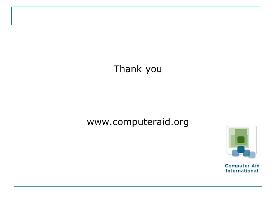Thank you www.computeraid.org