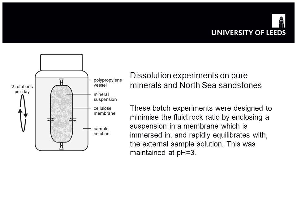 ab c d Secondary electron images of labradorite grains.
