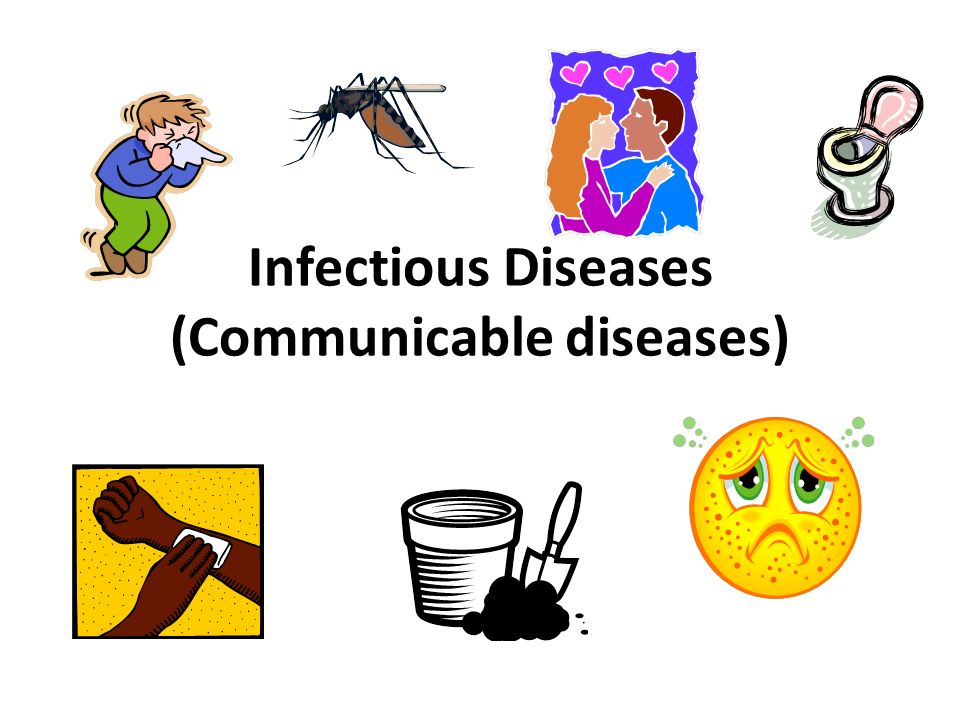 Start with an activity What does infectious mean.