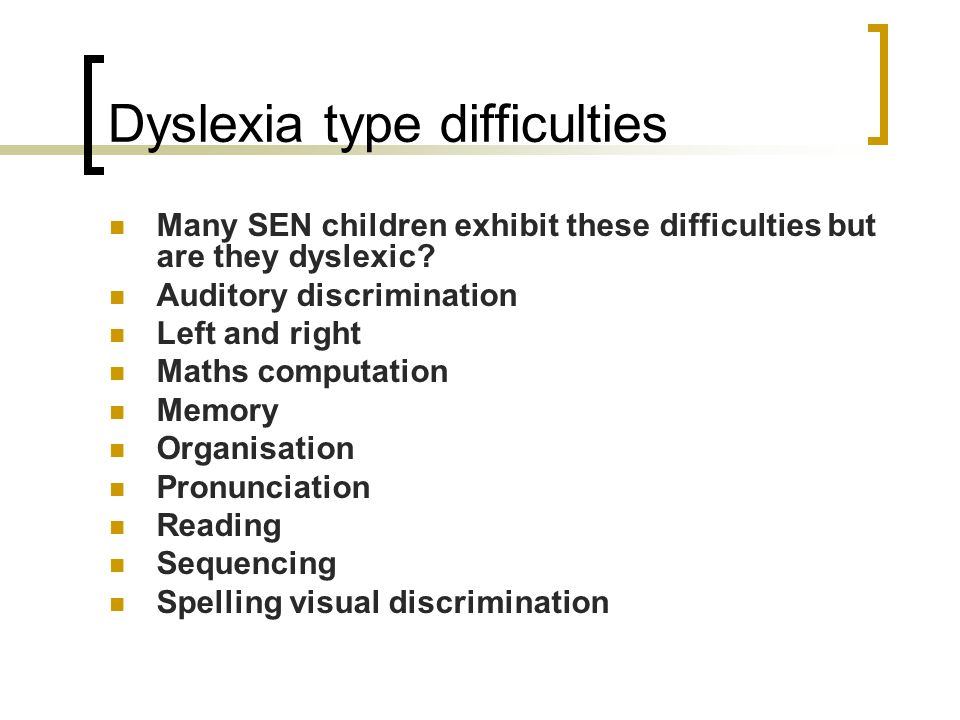 Dyslexia and ICT Dyslexia is a specific learning difficulty that hinders learning of literacy skills.