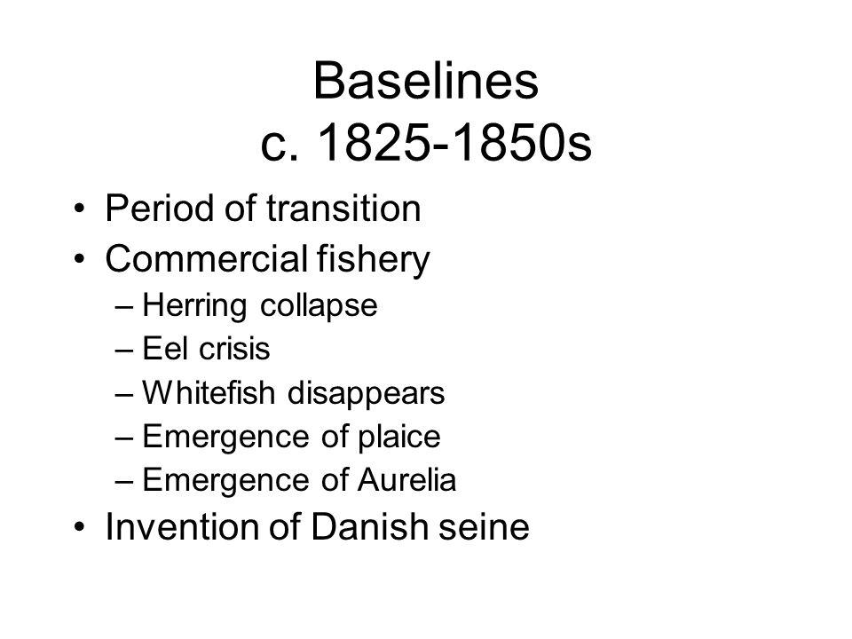 Baselines c.