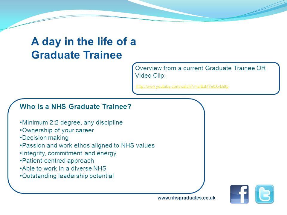 www.nhsgraduates.co.uk Practice makes perfect...1.