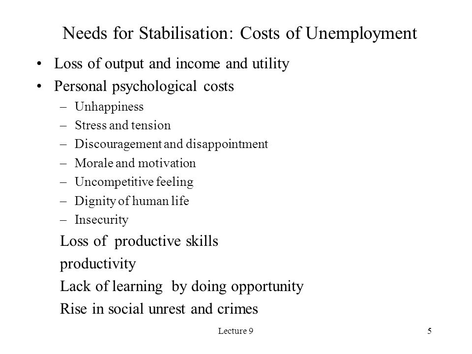 Lecture 96 Main cause of Inflation: Wage Price Spiral Modernisation or Negotiation.