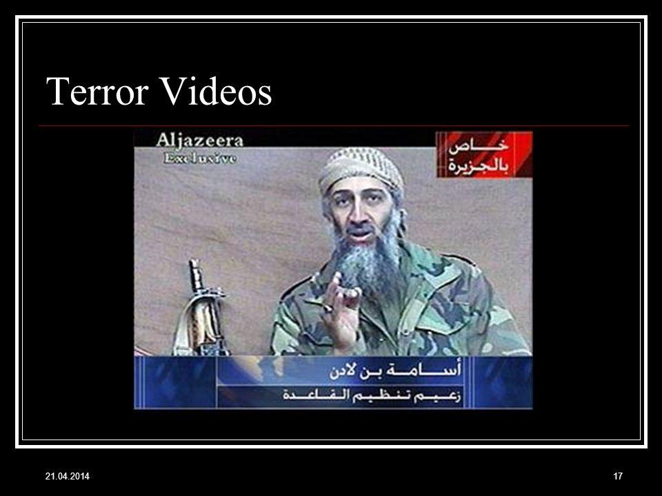 Terror Videos 21.04.201417