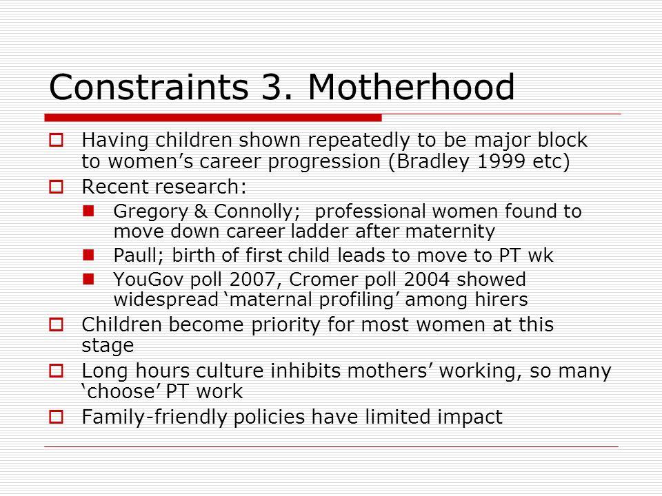 Constraints 3.