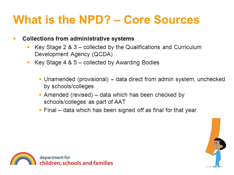 What is the NPD.