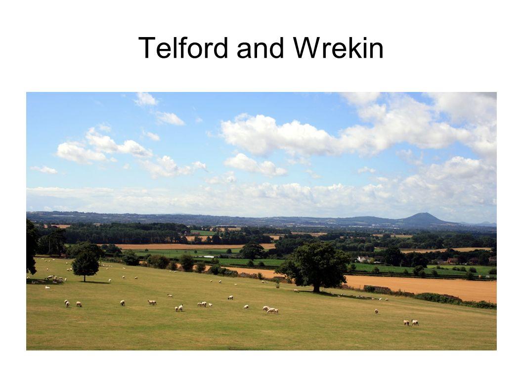 Telford and Wrekin