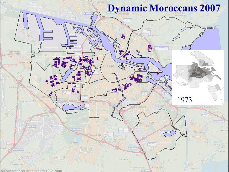 Dynamic Moroccans 2007 1973