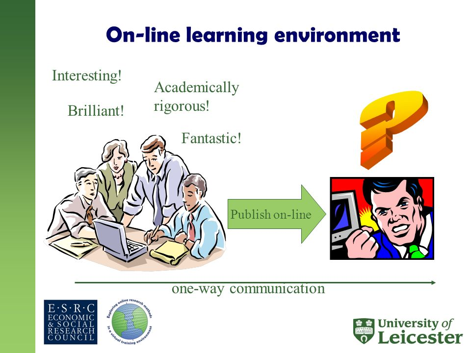 On-line learning environment Brilliant. Fantastic.