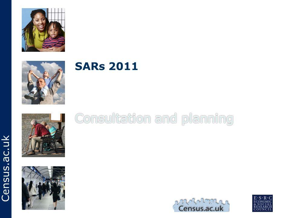 Census.ac.uk SARs 2011