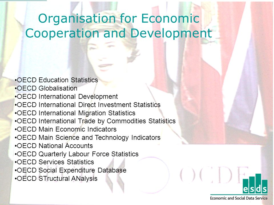 Organisation for Economic Cooperation and Development.