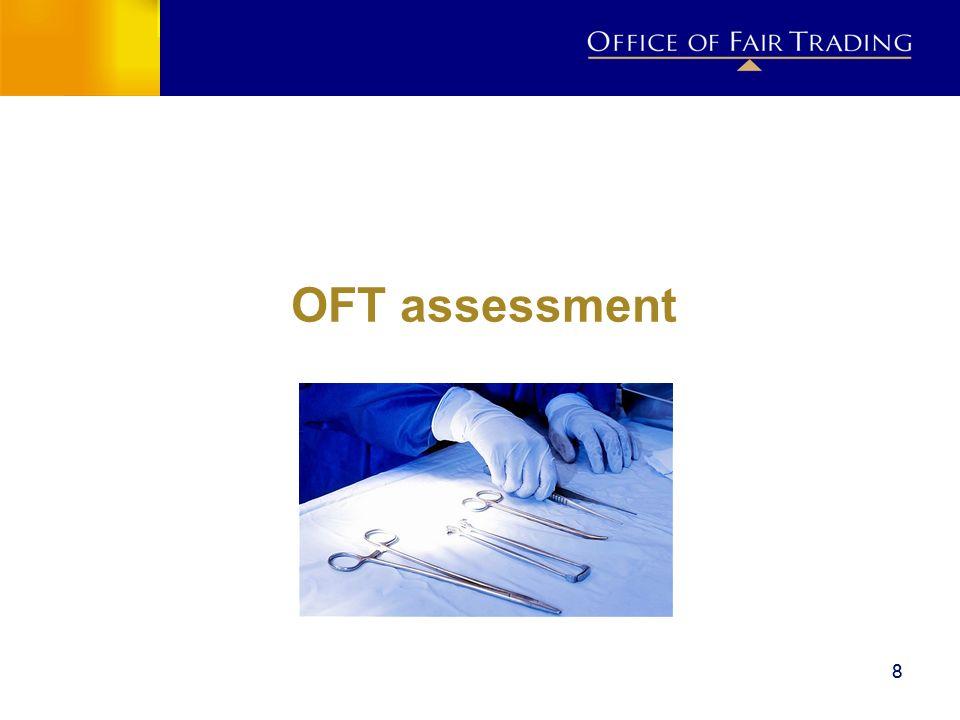 88 OFT assessment