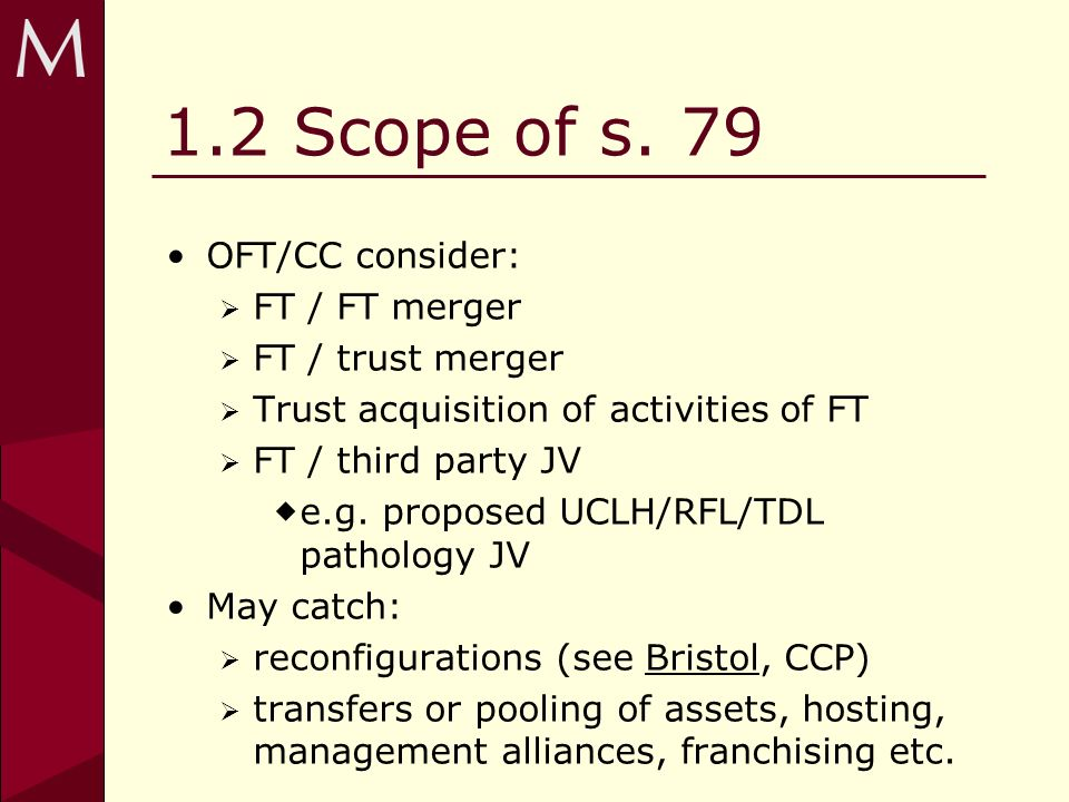 1.2 Scope of s.