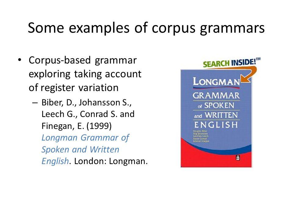 A case study Using corpora to improve grammatical descriptions – Infinitival complementation of HELP
